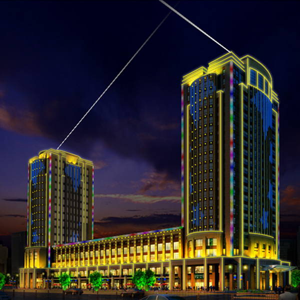 酒店/商业中心亮化工程