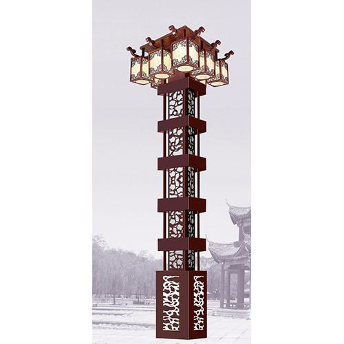 中式景观灯