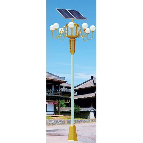 广场太阳能庭院灯