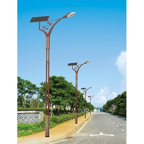 led一体化太阳能路灯