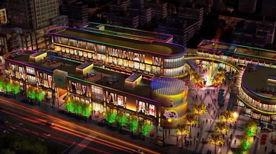 城市亮化工程